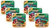 (6 Pack) C&S Orange Delight No Melt Suet Dough For Wild Birds
