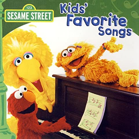 ABC Medley: Alphabet Song (1:00) / Baa Baa Black Sheep (1:00) / Twinkle Twinkle Little Star (1:26) - Big Bird Alphabet