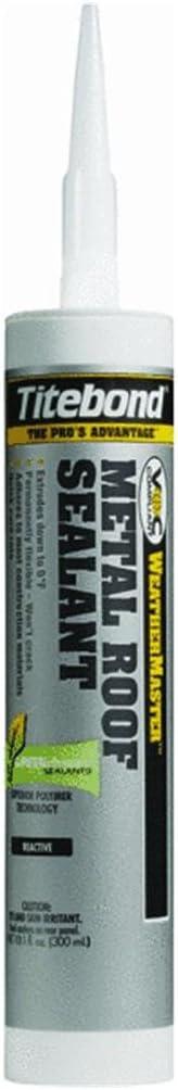 Titebond WeatherMaster Metal Roof Sealant