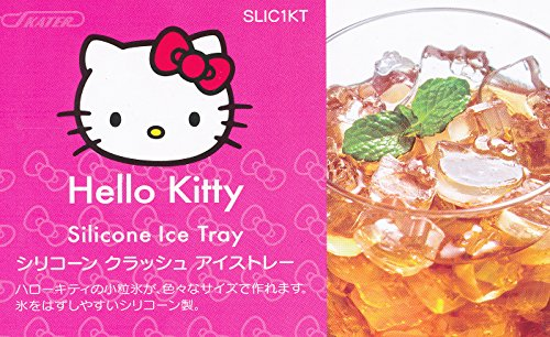 Skater silicon crushed ice tray Hello Kitty SLIC1KT by Skater (Image #3)