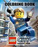 LEGO City Undercover: Coloring Book For Kids