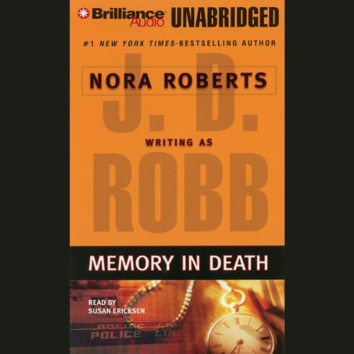 Memory in Death: In Death, Book 22 Audiobook [Free Download by Trial] thumbnail