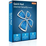 Quick Heal Internet Security - 5 Users, 3 Years (CD)