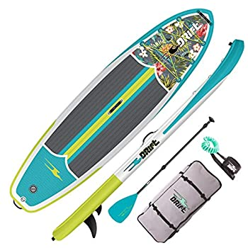 DRIFT Inflatable Stand Up Paddle Board 10'8