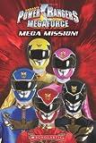 Power Rangers Megaforce: Reader #1 (Scholastic Readers: Power Rangers Megaforce)