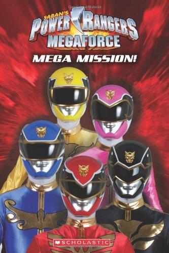 Power Rangers Megaforce: Reader #1 (Scholastic Rea…