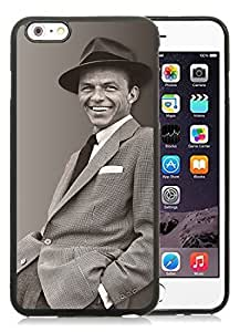 CMS and Attractive Case Cover For SamSung Galaxy S4 Mini PC Cases Design with Frank Sinatra in Black