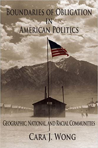 Book Boundaries of Obligation in American Politics: Geographic, National, and Racial Communities (Cambridge Studies in Public Opinion and Political Psychology) by Wong, Cara J.(March 8, 2010)