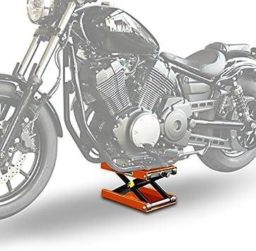 Constands Motorrad Hebebühne Kawasaki Vn 1500 1600 1700 Classic Vn 800 Classic Hydraulisch Sicherung Orange Auto
