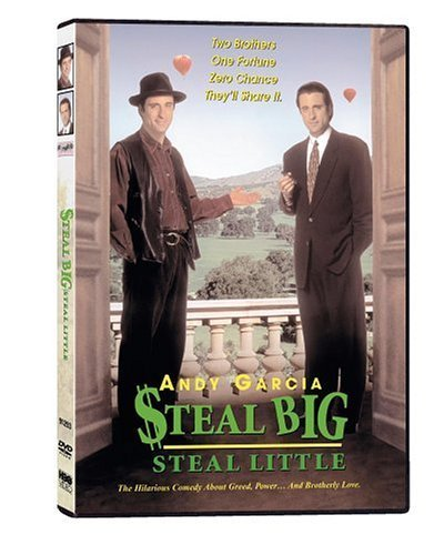 Steal Big, Steal Little by Hbo Home Video