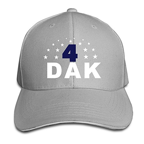Karoda CBoys DAK4 Sandwich Hunting Peak Hat & Baseball Cap Ash ()