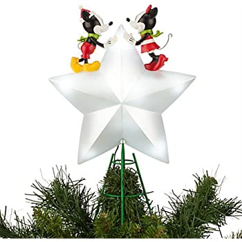 Amazon.com: Disney's Timeless Holiday Treasures Tree ...