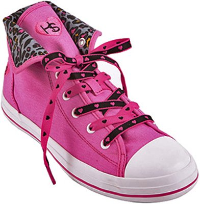 "Heartsoul 'HeartSoul ""Tough Love"" Sneaker' Pink Party 9"