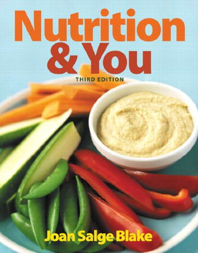 Download Nutrition & You, 3/e Pdf