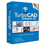 TurboCAD Designer 19 2D CAD Design Software