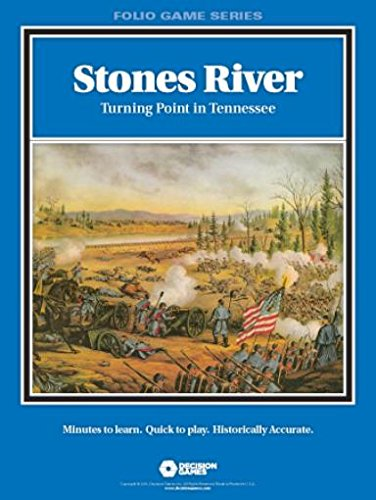 Chart Folios - Stones River: Turning Point of Tennessee - Folio Series