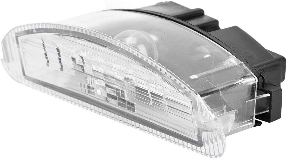 Feu /éclaireur de plaque 7700410754 Feu /éclaireur de plaque dimmatriculation pour Clio II 1998-2005