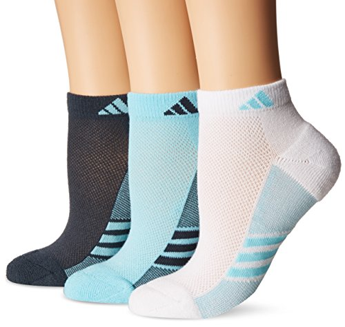 adidas Women's Climacool Superlite Low Cut Socks (3 Pack)