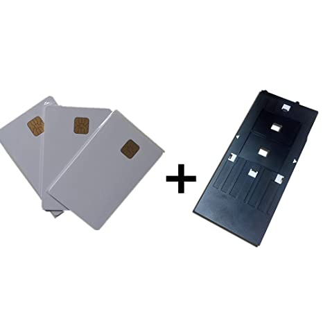 Amazon.com: Inyección de tinta PVC Tarjeta de Identificación ...