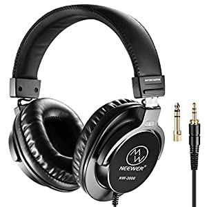 Neewer NW-3000 Closed Studio Headphones, 10Hz...