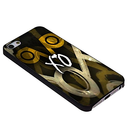 100% authentic 1423d db04f OVOXO OVO XO Drake Weeknd for Iphone Case (iPhone 6 plus black)