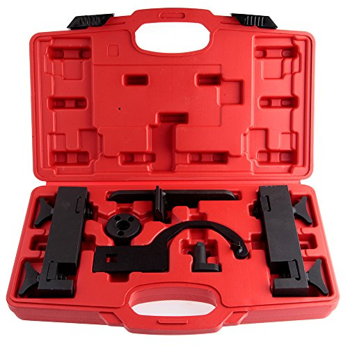 SCITOO Fit Jaguar Land Rover 5.0L Petrol Engines Special Camshaft Alignment Timing Locking Tool Kit SZ6189 303-1145