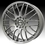 honda civic 2000 rims - Maxxim Maze 16x7 Silver Wheel / Rim 4x100 & 4x4.5 with a 40mm Offset and a 73.10 Hub Bore. Partnumber 38S-MZ67D0440M