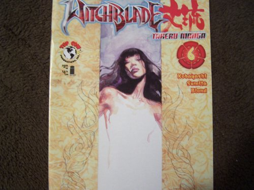 Witchblade Takeru Manga #6