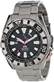 Orient Men's SEL03001B0 M-Force Stainless Steel Automatic Dive Watch