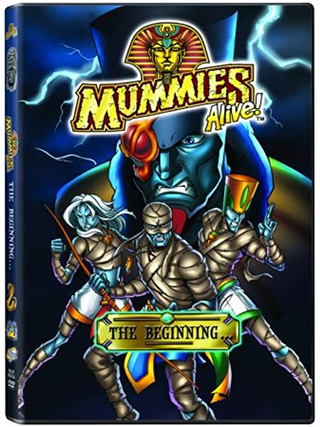 Mummies Alive The Beginning Mummies Alive Movies Tv Amazon Com How to keep a mummy anime reveals key visual, january 11 premiere (dec 8, 2017). mummies alive the beginning mummies