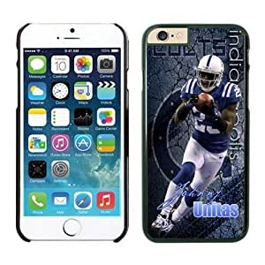 NFL Case Cover For SamSung Galaxy S4 Indianapolis Colts Johnny Unitas Black Case Cover For SamSung Galaxy S4 Cell Phone Case ONXTWKHB1958