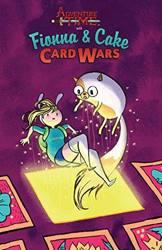 Adventure Time: Fionna & Cake Card Wars ()