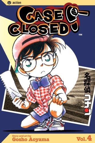 Case Closed, Vol. 4