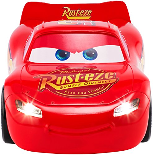 Disney Pixar Cars 3 Movie Moves Lightning McQueen