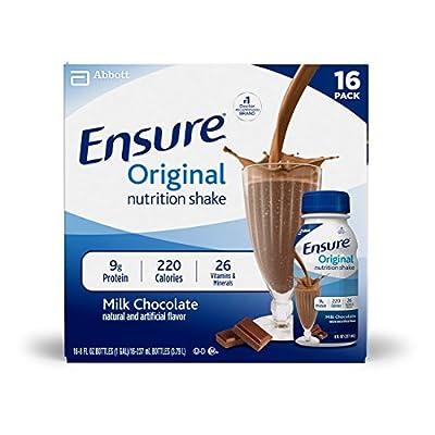 Ensure Original Nutrition Shake