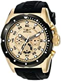 Invicta Men's 20306 Speedway Analog Display Japanese Quartz Black Watch