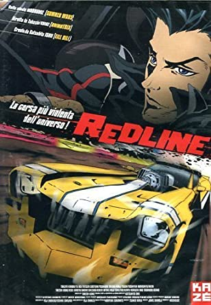 Redline By Takeshi Koike Amazon Co Uk Dvd Blu Ray
