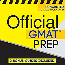 Official GMAT Prep