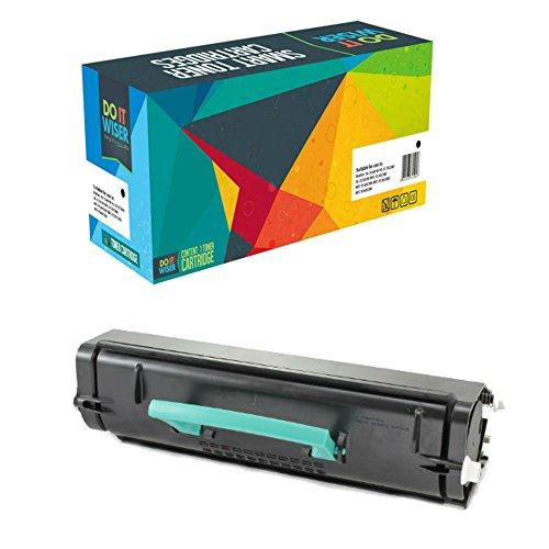 Laser E462dtn Printer (Do it Wiser E260A11A Compatible Lexmark E260dn Toner for E260d E360dn E460dn E260 E360 E360d E460 E460dw E462dtn E462 E260dt E260dtn E360dtn E460d E460dtn - E260A21A (3,500 Pages))