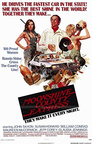 Moonshine County Express POSTER (11