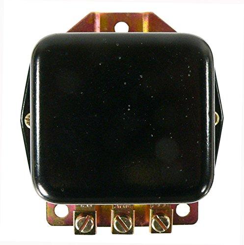 DB Electrical GFD6000 External Regulator For Ford 2N 8N 9N Tractor 6 Volt Positive Ground A-Circuit 3-Terminal Bat-Arm-Fld 10-12 Amp 8N-10505C GR276