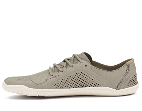 Vivobarefoot Primus Lux Leather Lace-Up Low-Top Womens Trainers
