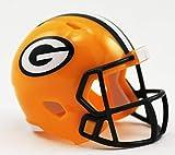 GREEN BAY PACKERS NFL Cupcake / Cake Topper Mini Football Helmet