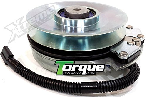 Magnum Billet - Xtreme Outdoor Power Equipment Replaces Dixie Chopper PTO Clutch Iron Eagle & Magnum Series-Free BearingUpgrade