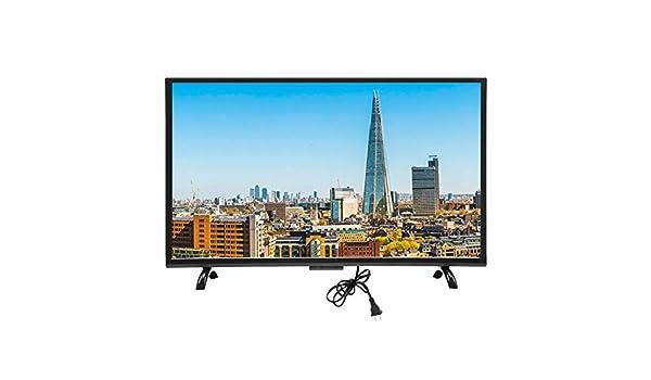Televisor de pantalla curva LCD HD HD HD 4K de 32 pulgadas, resolución 1920x1200 Televisión digital con curvatura 3000R, compatible con Android / WiFi inalámbrico, función de búsqueda por voz(negro): Amazon.es: Electrónica
