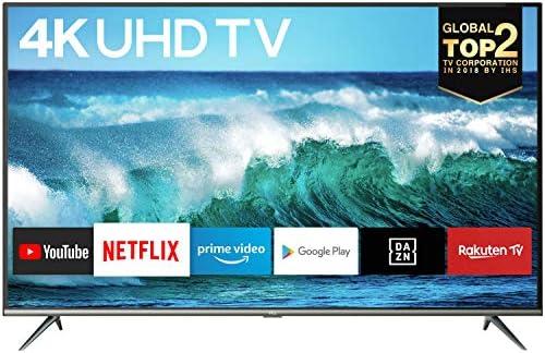 TCL 50EP640 Televisor 126 cm (50 Pulgadas), Smart TV con ...