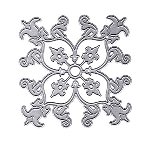 Cutting Dies,IHGTZS 2019 Metal Die-Cut Stencils For DIY Scrapbooking Photo Album Paper Card Gift DIY Scrapbooking Photo Album Decor Embossing Metal Die-Cut Stamp -