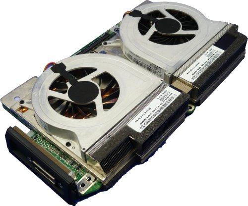 K650M Dell nVidia 9800M Laptop