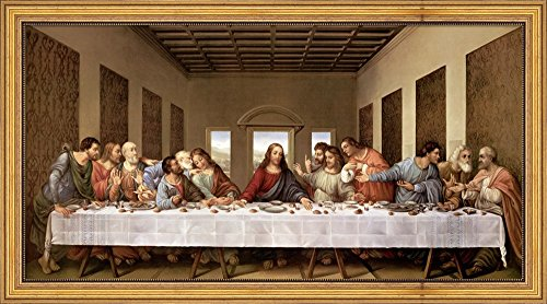 Supper Leonardo Art Picture Hanging product image