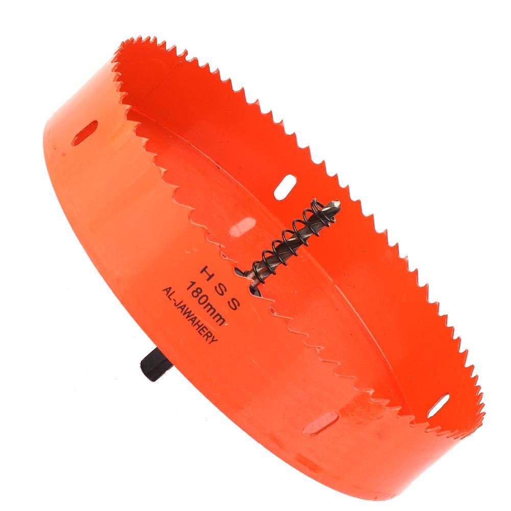 FTVOGUE Scie Cloche Coffret M42 bi-m/étal trou a vu tr/épan de coupe coupe foret pour t/ôle en bois en plastique 180mm